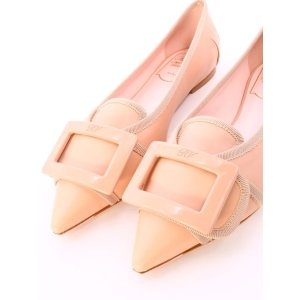 Roger VivierBallett Shoes Pink Patent