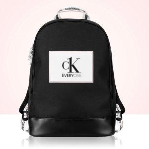 老用户额外折上96折Calvin Klein 人气香水 3折+满50欧送CK双肩包