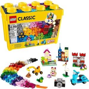 满$50减$10Lego 儿童拼搭积木玩具套装,多款创意盒、Duplo参加