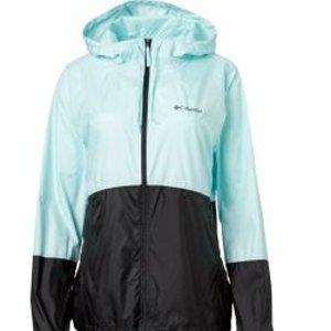 低至4折 多色码全限今天:Columbia Flash Forward 女子户外冲锋衣超低价收