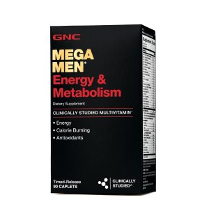 GNCMega Men® Energy & Metabolism