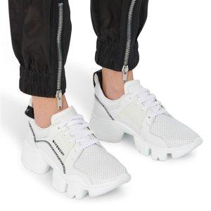 低至5折 £152收杨幂同款小白鞋24S 大牌运动鞋热促 收巴黎世家、Acne、马吉拉