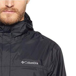 $30.00(原价$90.00)+包邮Columbia Watertight 男款防水户外夹克衫