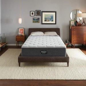 Simmons睡美人银标一级BRS900中等偏硬床垫Queen