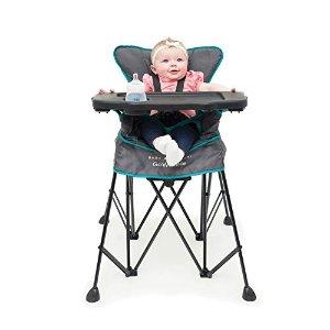 $63.99闪购:Baby Delight 宝宝便携式高脚折叠餐椅