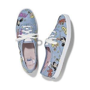 Kedsx Betty And Veronica 帆布鞋