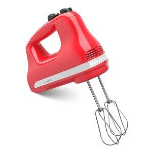 KitchenAid 5-Speed Ultra Power Hand Mixer, Aqua Sky