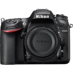Nikon D7200 DSLR + Battery + 32GB + Bag