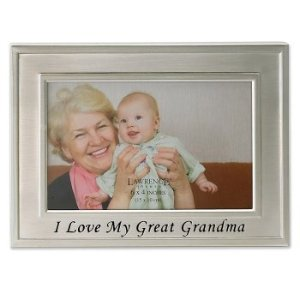 Lawrence Frames I Love My Great Grandma Picture Frame