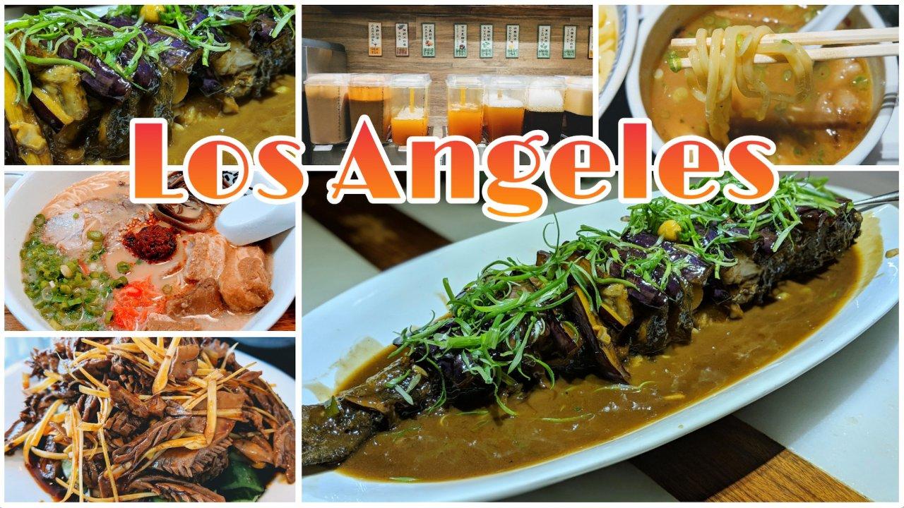 LA吃喝玩乐   细数我在LA吃过的十间中餐/台式风味料理/日式拉面店/韩式烤肉(附:店名/地址/点餐心得)