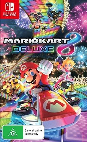 《马力欧赛车8:豪华版》Nintendo Switch实体版