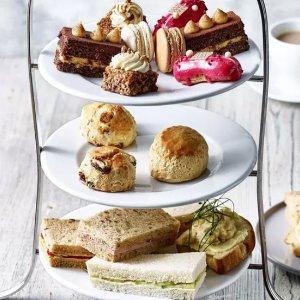 低至£9.5/人Patisserie Valerie 英国百年甜品店 享超值平价下午茶