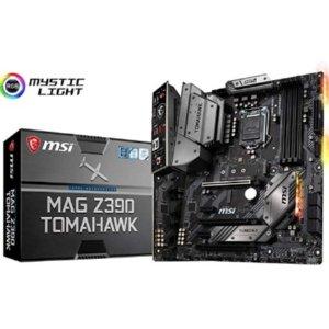 微星 MAG Z390 战斧导弹 LGA1151 ATX 主板