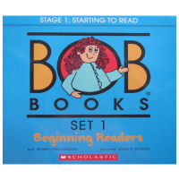 Bob Books 初读者套装1