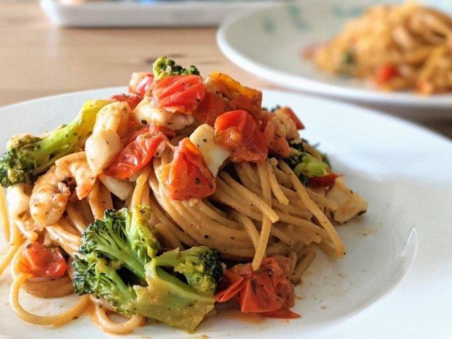 美食DIY|营养简单又快手的红酱海...