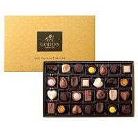 Godiva 金色礼盒28个装