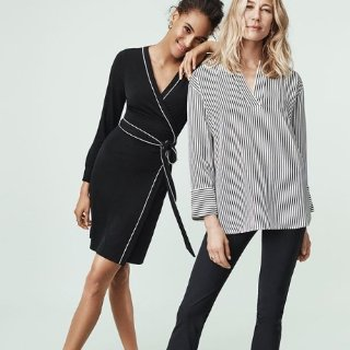 Up to 60% Off+Buy 3 Get Extra 15% OffAnn Taylor Factory Women Clothing Sale