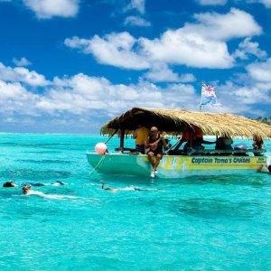 From $597 Los Angeles To Cook Islands RT Airfare