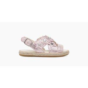 UGG Australia儿童凉鞋