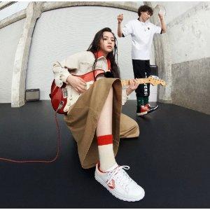 Converse欧阳娜娜同款!Rivals Pro Leather X2 厚底鞋