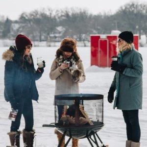 $89(原价$250)含设备费用户外游玩好出去: 多伦多 Simcoe 湖畔冰钓 体验纯正加国冬天