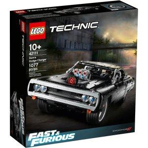 Lego需组合购买!道奇 42111