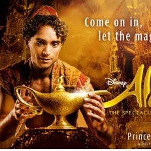 £27起 重温你的童年阿拉丁神灯 Aladdin 音乐剧门票折扣热卖