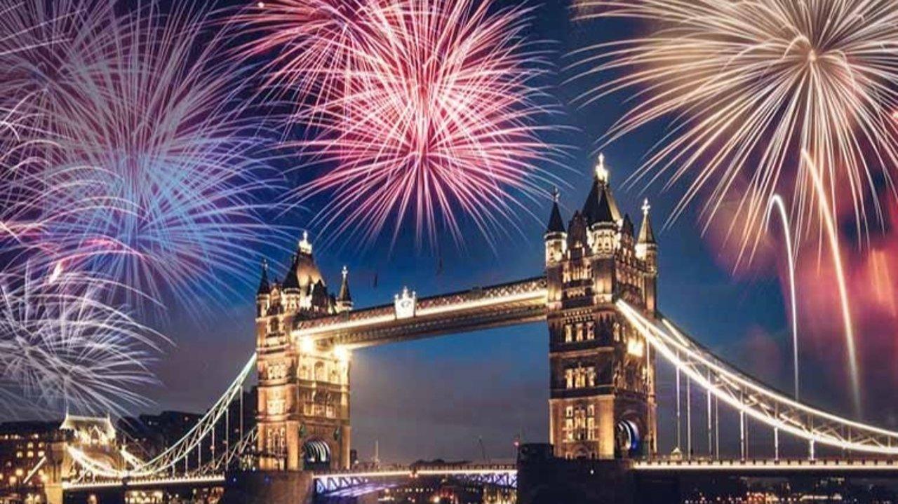 2021伦敦跨年 |  🎇没抢到烟花票?别慌!免费观看攻略来了!