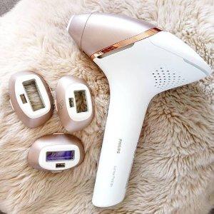 低至7折+额外8.2折 £159起周年庆独家:Philips 官网 女士脱毛器热卖