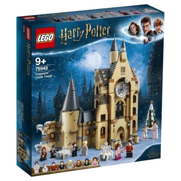 ® Harry Potter™ 75948 - 霍格沃茨钟楼