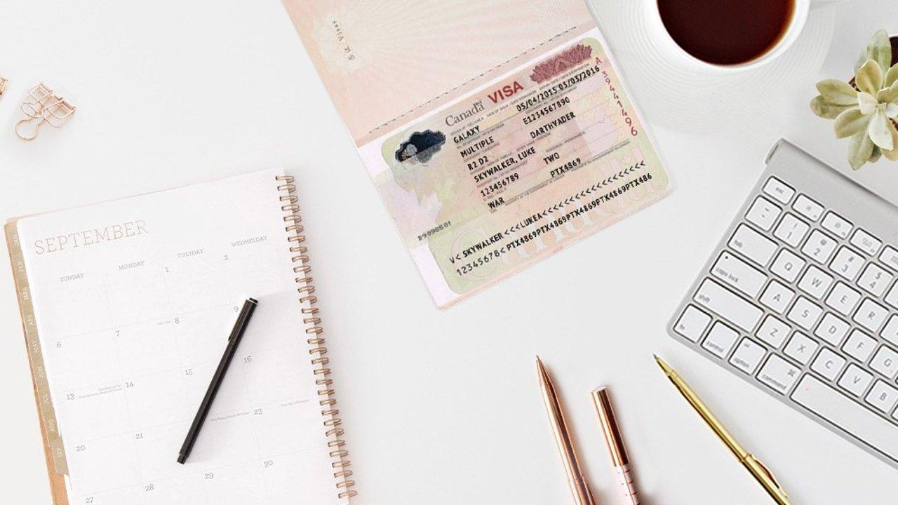 加拿大旅游签申请攻略   一步步分解网申流程,手把手教你填表!