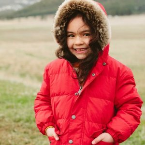 Up to 50% OffOutwear + Layer and Cold Weather Accessories @ Hanna Andersson