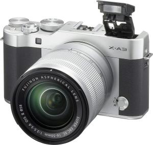 $524.99限今天:Fuji X-A3 无反相机