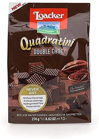 双倍巧克力味威化, 250g