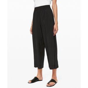 Lululemon女款休闲裤