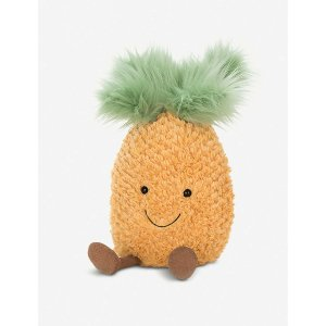 JellycatAmuseable Pineapple soft toy 25cm