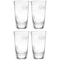 Lenox 16oz 玻璃杯4个