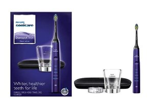 Amazon.com: Philips Sonicare Diamond Clean Classic Rechargeable 5 brushing modes, Electric Toothbrush with premium travel case, Amethyst, HX9371/71: Beauty