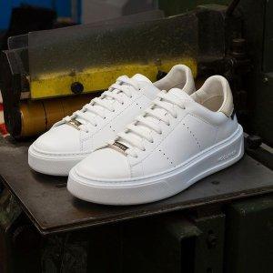 部分款式额外9折WOOLRICH 精美舒适休闲鞋履热卖 收新款小白鞋
