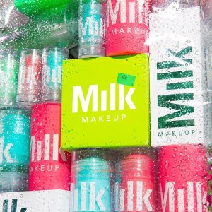 €9.56收mini清凉补水棒Milk Makeup 护肤彩妆热卖 收超便携可爱唇膏棒护肤品