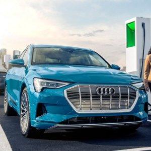 姜还是老的辣 电动安全就选它Audi E-Tron IIHS首个满分电动车选手出炉