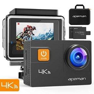 APEMAN A80 4K 20MP 运动相机
