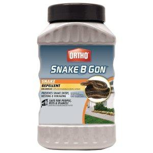 ORTHO Snake B Gon 2 lb. Repellent Granules