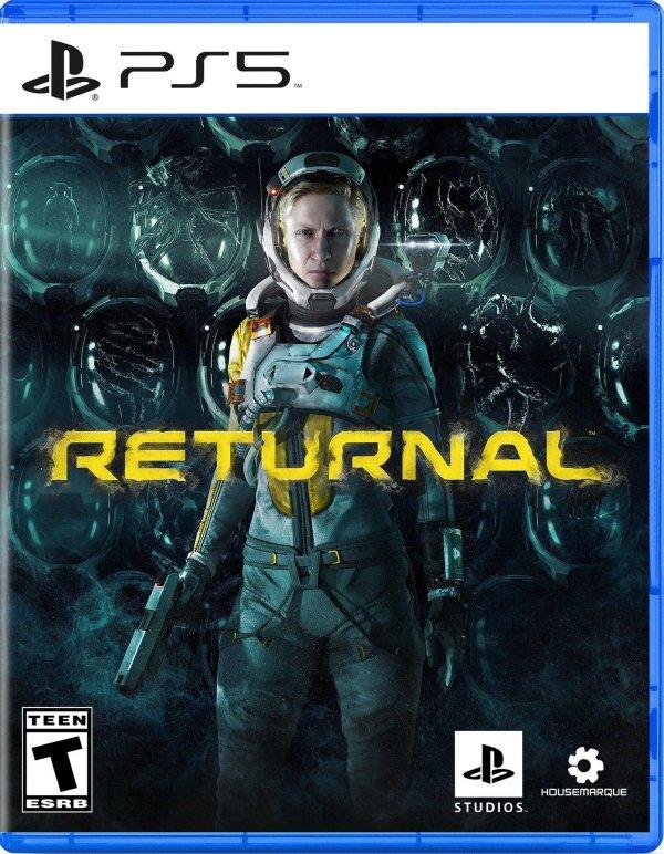 Returnal PS5 实体版