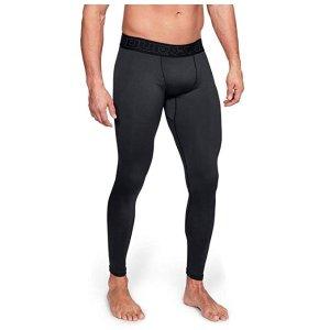 $14.65起(原价$50)Under Armour ColdGear 男子健身运动裤 多色可选