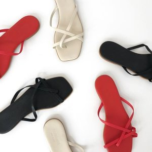 Choose What You PayEverlane Summer Shoes Sale