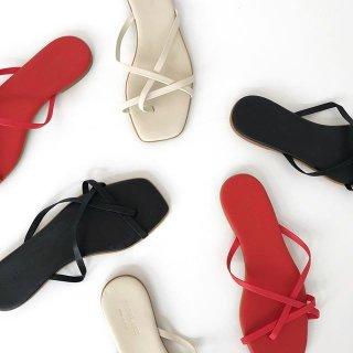低至5折 封面$47Everlane 夏季美鞋促销 收超火细带凉鞋