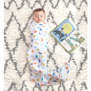 the jungle book classic swaddle 4-pack