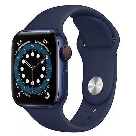 Watch Series 6 40m GPS + Cellular 多色可选