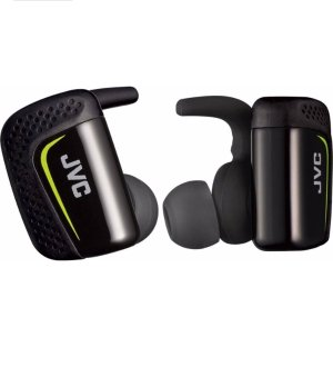 JVC HA-ET90BTB True Wireless Sports Earbuds